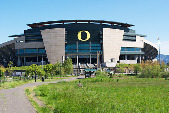 Home of the ducks