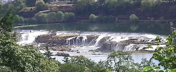 Willamette Falls Aug 27