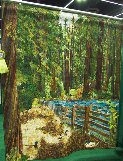 Pat Durbin Sequoia Duckpond