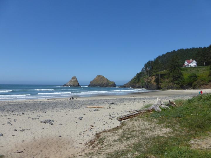 Heceta Head Beach1