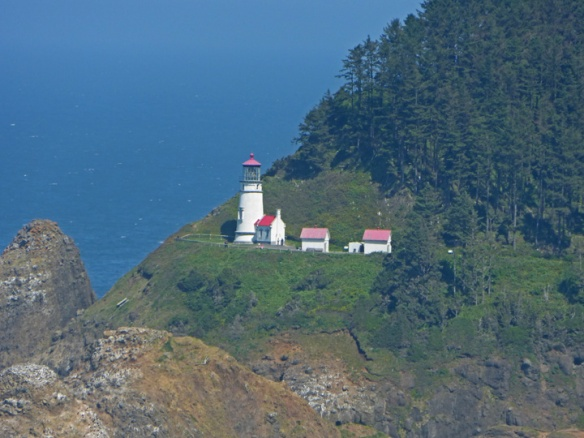 Heceta Head from SLC